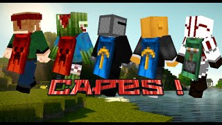 Minecraft Skin Names - Skins With Capes #1