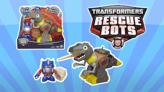 Transformers Rescue Bots toys Mr Potato Head Optimus Prime Grimlock Dinobots Трансформеры
