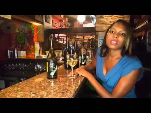 Brittny Hurt of Shoe Crazy Wine in Singapore