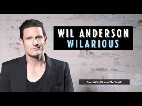 Wil Anderson - Wilarious