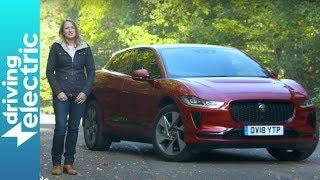 Jaguar I-Pace electric SUV review - DrivingElectric thumbnail