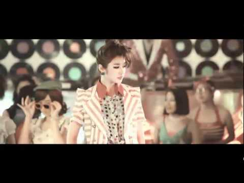 [110630] T-ARA  Roly-Poly   MV / Part 1