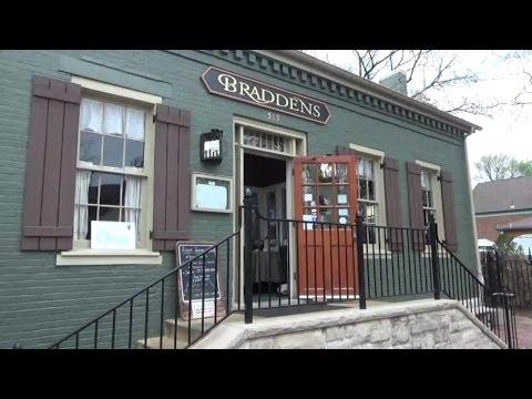 St. Charles Missouri: Old Historic Main Street, Katy Trail, Lewis & Clark