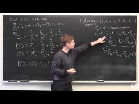 Advanced Knowledge Problem of the Week 10-20-16