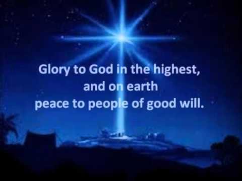 GLORIA (Glory To God In The Highest) (#2) Catholic Mass/ New Roman Missal