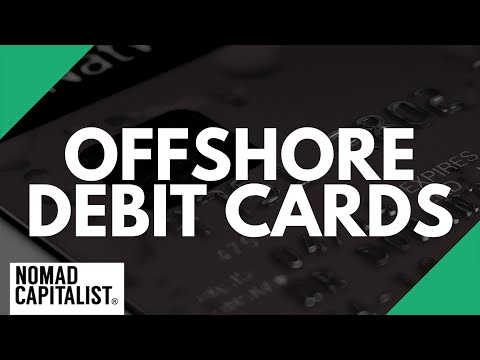 Problems with Offshore Bank Debit Cards