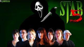 STAB 5 - TRAILER 2 - SCREAM FAN FILM