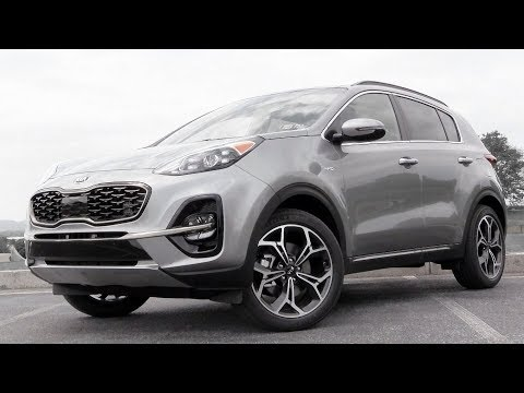 2020 Kia Sportage: Review