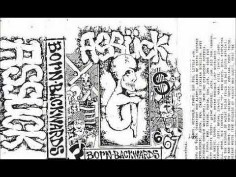 Assuck - Born Backwards Demo (1988)