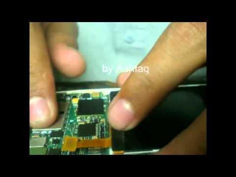 NOKIA E52 power ic change