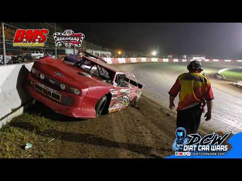 2nd Annual Arkansa Nationals Feature on 9-15-18 at Batesville Motor Speedway