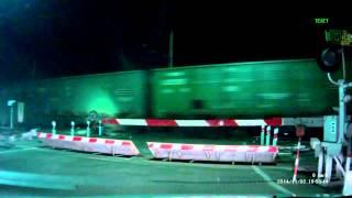 Поезд насмерть сбил двоих мужчин в Антипихе
