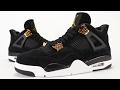 Air Jordan 4 Royalty Review + On Feet