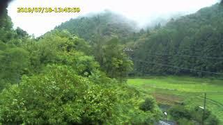 里山の風景 7月18日 thumbnail