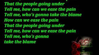 Maxi Priest - How can we ease the pain lyrics