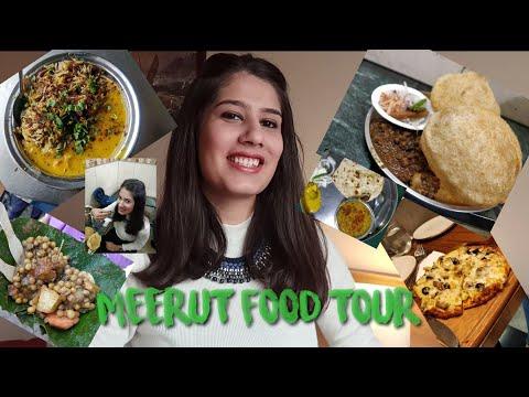 Meerut Food Tour | Food Nigam