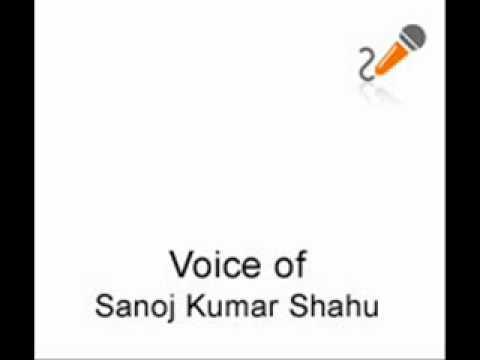 Sanoj Kumar Shahu - Rashtriya Jalsadan Vikas Purijana Seraikela, Jharkhand