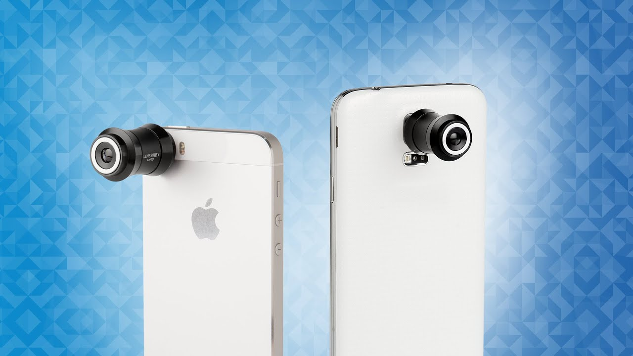 huge discount 36292 03219 Introducing the Lensbaby LM-10 for iPhone & Android