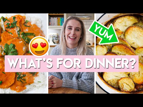 What's for dinner? | Low FODMAP + Gluten Free Recipes | Cook with me!