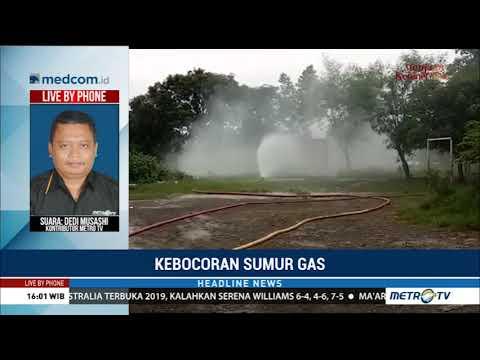 Sumur Gas Pertamina di Indramayu Bocor, Warga Panik Mp3