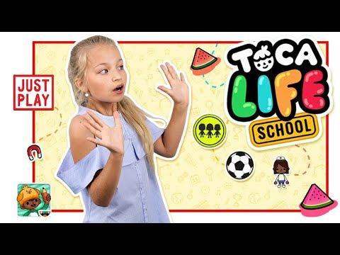 TOCA LIFE SCHOOL // ТОКА ЛАЙФ ШКОЛА // ЛЕТСПЛЕЙ ОТ ВАРИ (Let's Play)