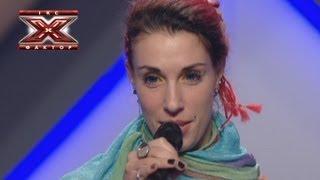 Скачать Мария Кацева Les Passants Zaz Кастинг в Одессе Х Фактор 4 31 08 2013