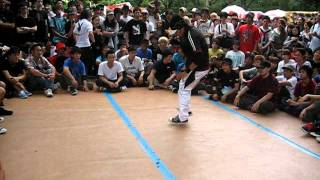 B-BOY PARK BATTLE B-BOY ZAKAO