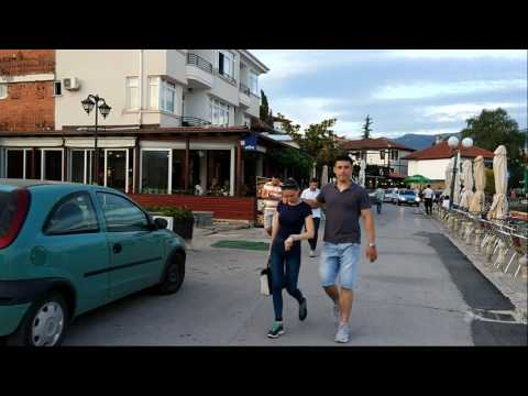 Охрид Македония июнь 2017