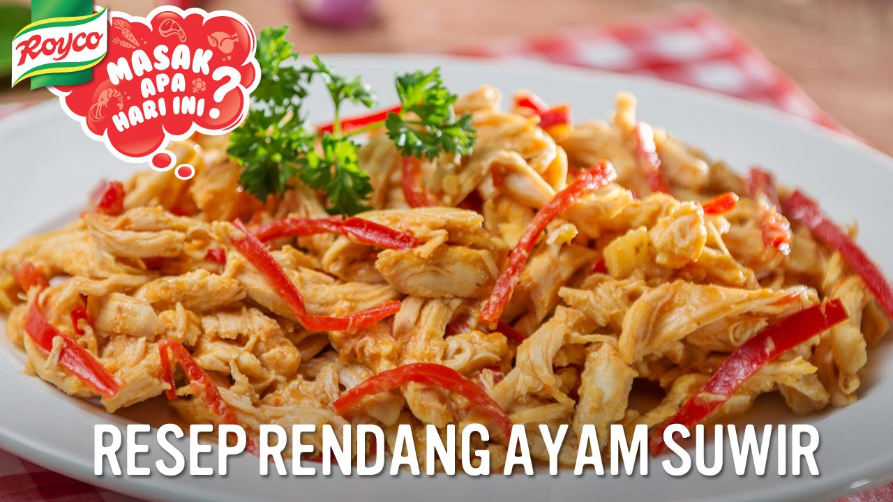 Image Result For Resep Ayam Suwir Saori