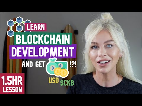 Learn Blockchain Development and get PAID per Task