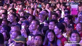 Partido Demokratiko Pilipino-Lakas ng Bayan (PDP-LABAN) Cebu Campaign Rally (Speech) 2/24/2019
