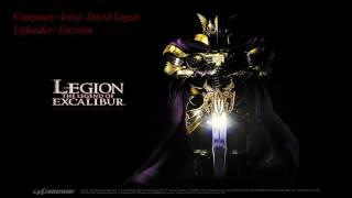Legion: Legend of Excalibur - Heavy Combat 1 (SOUNDTRACK/OST)