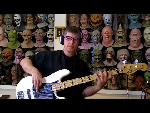 Your Wildest Dreams Bass Cover