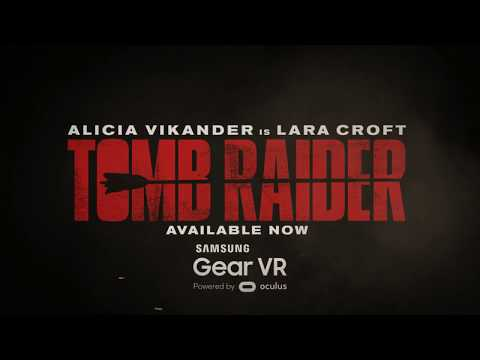 Download Youtube: TOMB RAIDER VR - Lara's Escape
