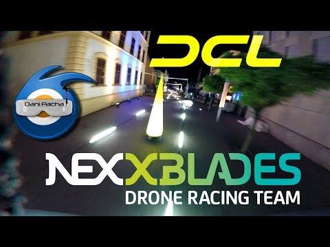 DCL Vaduz - Drone Champion League Liechtenstein 2017 Dani Pacha Nexxblade