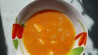 Фасолевый суп видео рецепт UcookVideo.ru