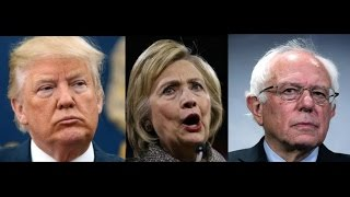 CALIFORNIA PRIMARY SCAM: ELECTRONIC VOTING RUINING EVERYTHING. HILLARY WILL WIN 51-49.