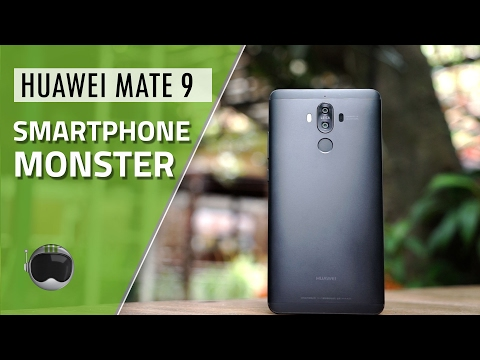 Huawei Mate 9 Review Indonesia: Smartphone Monster