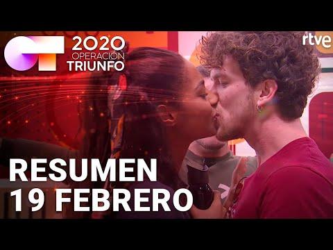 RESUMEN DIARIO OT 2020 | 19 FEBRERO