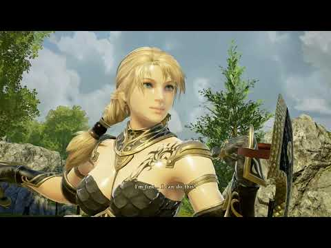 Repeat SOULCALIBUR™Ⅵ - Tira VS Xianghua (su1s1d13) by