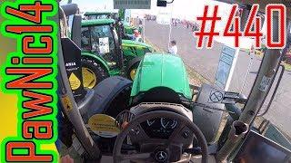 Byłem w ciągniku na Agro Show w Ułężu  - Życie zwyczajnego rolnika #440