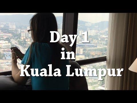 My Malaysia Trip: Day 1 ✈ Berjaya Times Square Bukit Bintang Suite & Plaza Low Yat ✈ Luna Mach