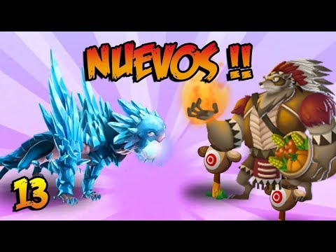 PROBANDO MIS NUEVOS LEGENDARIOS !! Monster Legends