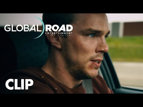 "COLLIDE - ""Autobahn Chase"" Clip - In Theaters February 24"