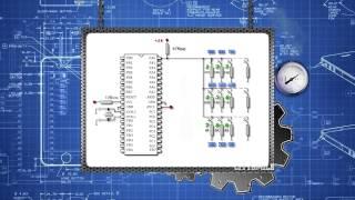 Подключение микроконтроллера к ацп клавиатуре