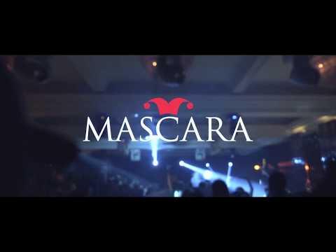 Black Medellin Party by Pablo Esco.  club MASCARA SOFIA CITY