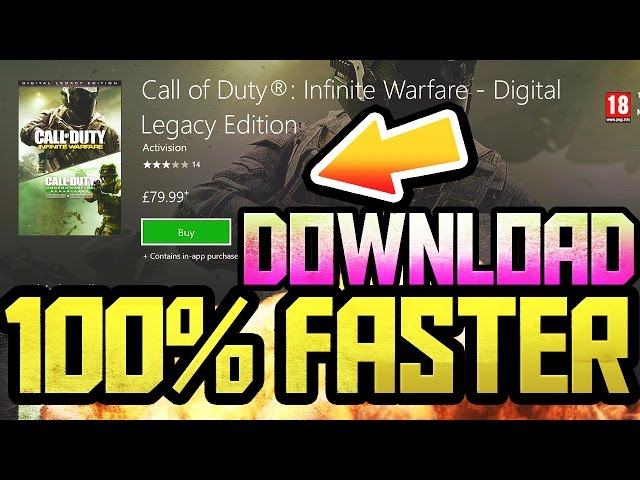 How to Install DIGITAL Games 100% FASTER XBOX ONE! 2018 [TUTORIAL]::