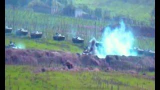 Армия Армении все! Азербайджан – пробился, прямо на границе. Тегеран влупил – Пашиняна снесли