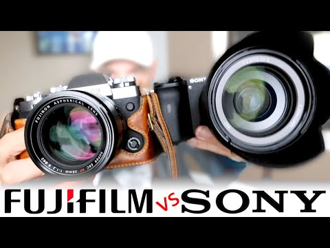 Sony a6600 vs Fujifilm X-T3 Review: King of compact cameras?