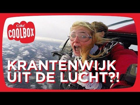 #09 Skydiven met kranten?! - Coolbox